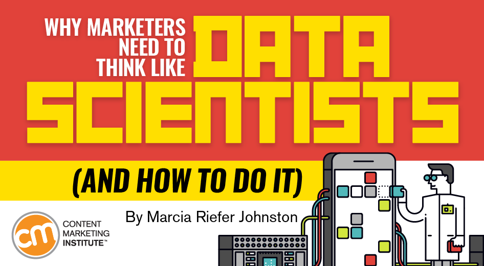 marketers think data scientists