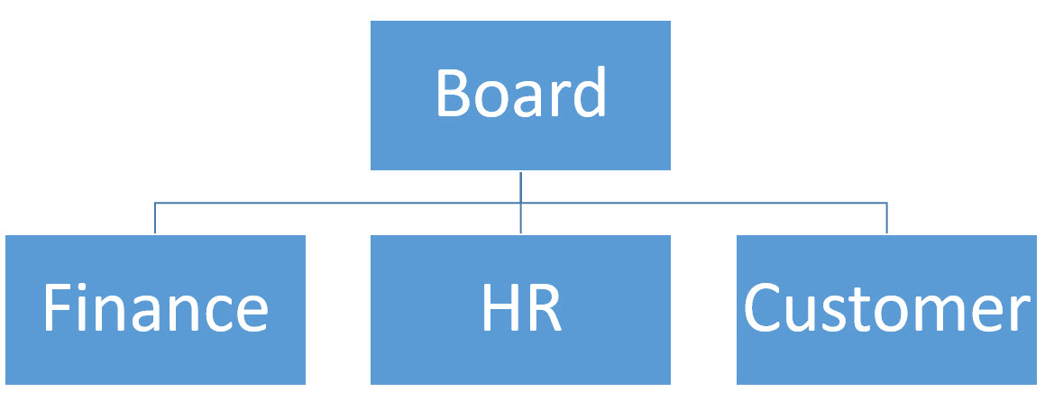 Company Board Structure New