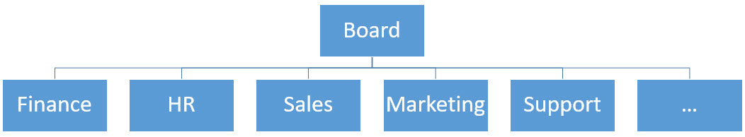 Company Board Structure Old